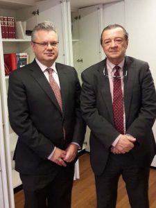 Esteban Morales y Bartolomé Vargas