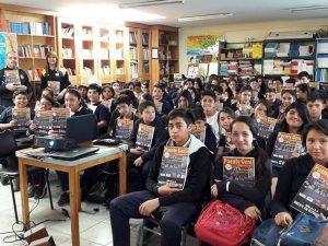 el_alumnado_con_los_cuadernos_de_educacion_vial